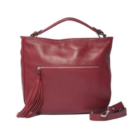 geanta de dama - unicat rosie