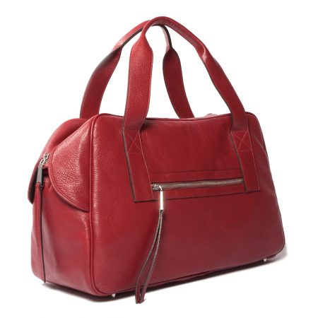 geanta de dama sport - rosie unicat lateral